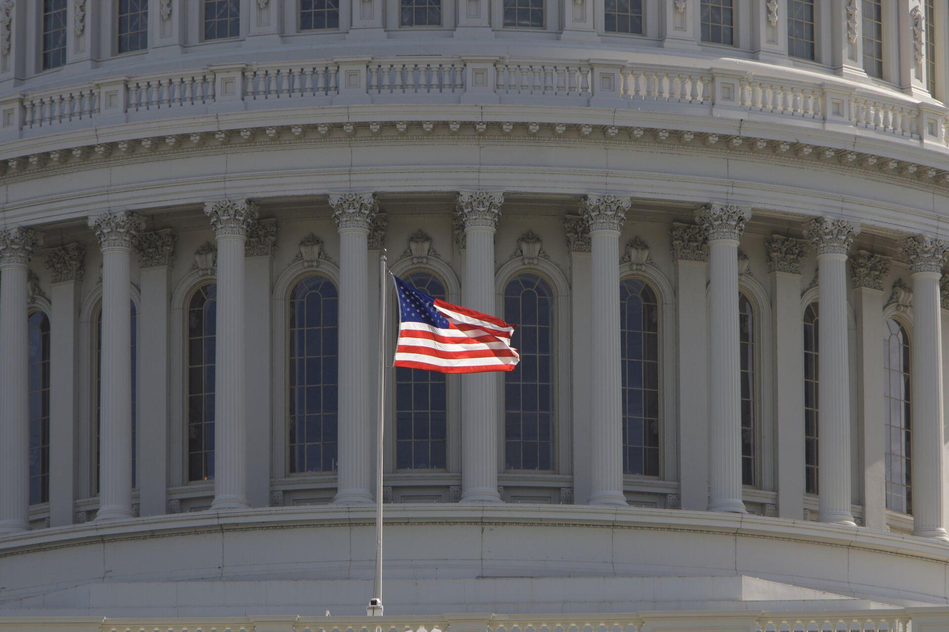 Senato USA giudica costituzionale il processo di impeachment a Donald Trump - Sputnik Italia, 1920, 10.02.2021