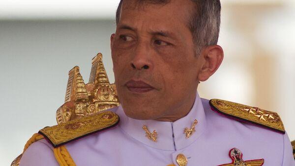 Il re della Thailandia Vajiralongkorn Bodindradebayavarangkun - Sputnik Italia