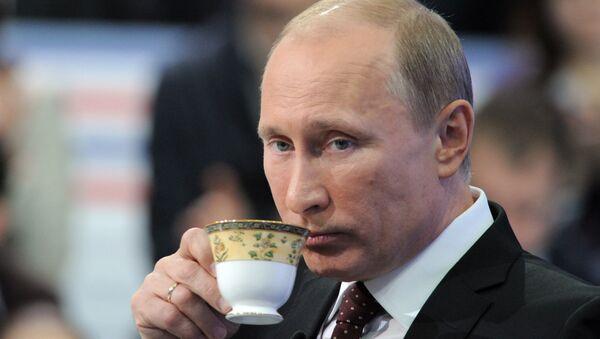 Presidente russo Vladimir Putin - Sputnik Italia