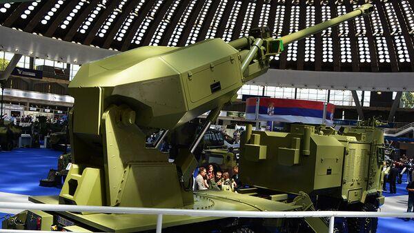 "Sistema di artiglieria ""Aleksandar"" - Sputnik Italia"