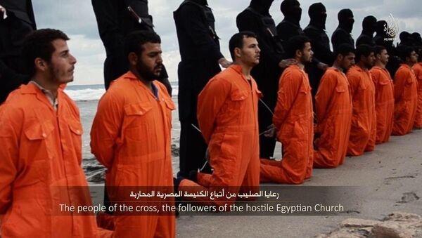 Video realizzato dall'ISIS - Sputnik Italia