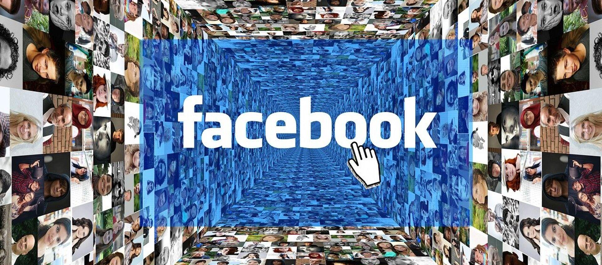 Lunedì 24 agosto, per la prima volta, il social network è stato usato da 1 miliardo di persone.  - Sputnik Italia, 1920, 08.04.2021