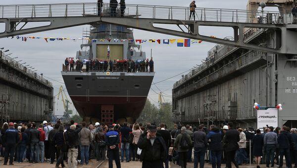 Cantiere navale Severnaya Verf - Sputnik Italia