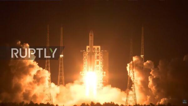 Lancio fallito del razzo cinese - Sputnik Italia