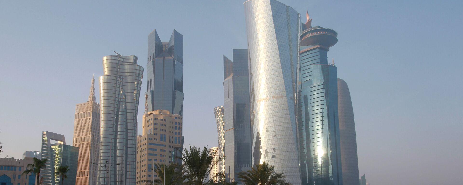 Doha, la capitale del Qatar - Sputnik Italia, 1920, 03.01.2021