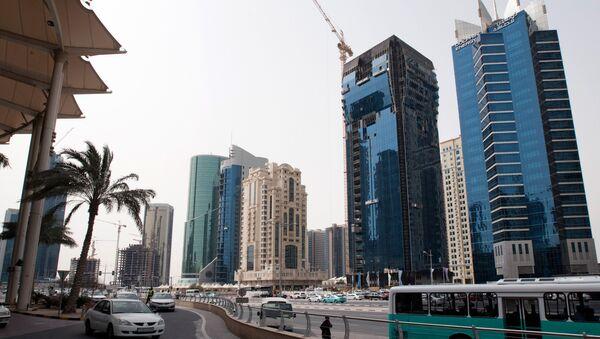 Doha, la capitale del Qatar - Sputnik Italia