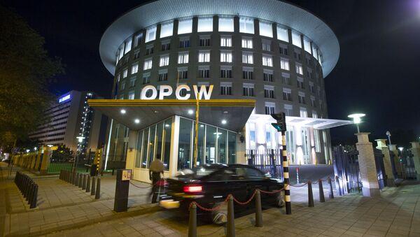 Il quartier generale dell'OPAC - Sputnik Italia