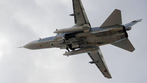 Russian aircraft at Latakia airport - Sputnik Italia