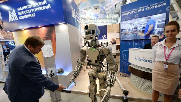 Il robot Fyodor - Sputnik Italia