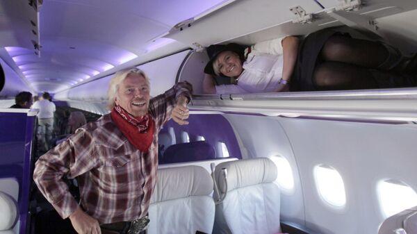 Richard Branson - Sputnik Italia