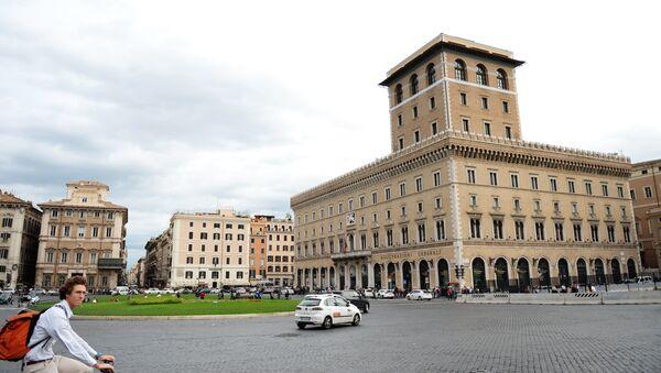 Piazza Venezia a Roma - Sputnik Italia