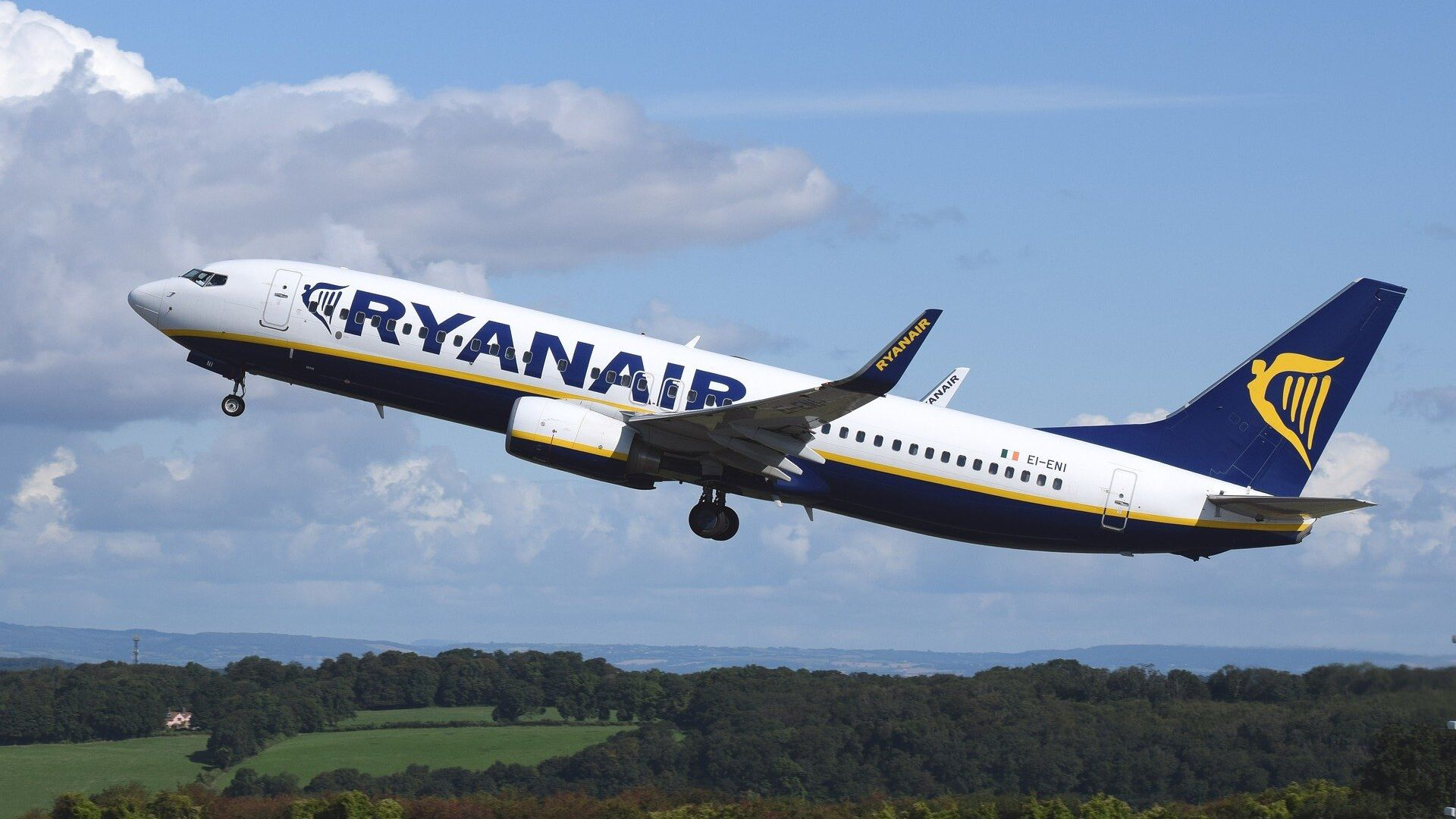 Irish Ryanair airline - Sputnik Italia, 1920, 31.05.2021