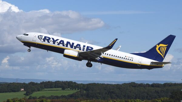 Irish Ryanair airline - Sputnik Italia