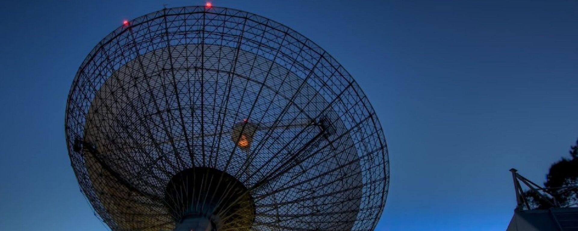 Parkes Radio Telescope - Sputnik Italia, 1920, 26.09.2017