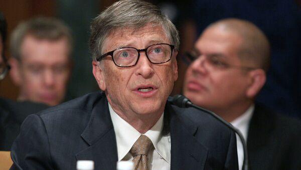 Bill Gates - Sputnik Italia