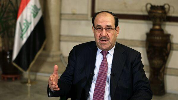 il vice presidente dell'Iraq, Nouri Maliki - Sputnik Italia