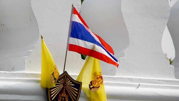 Flag of Thailand - Sputnik Italia