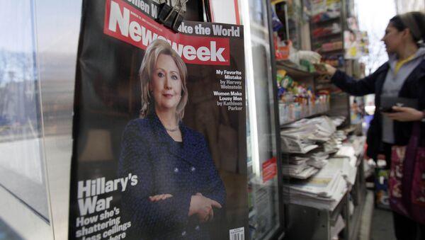 Newsweek Magazine - Sputnik Italia