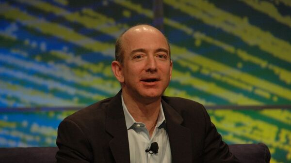 Jeff Bezos - Sputnik Italia