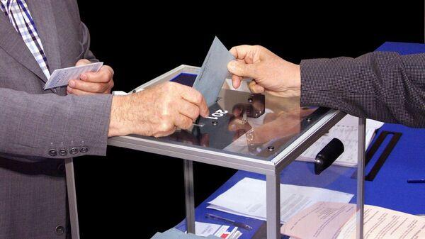 Urna elettorale - Sputnik Italia