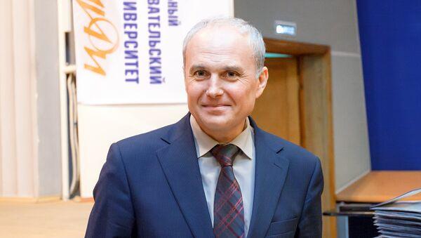 Ricercatore nucleare Georgy Tikhomirov - Sputnik Italia