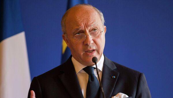 Laurent Fabius - Sputnik Italia