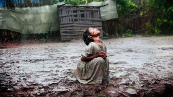 La fotografia dell'italiano Alex Masi «Poonam's Tale of Hope in Bhopal», arrivata 3° al Concorso Internazionale di fotogiornalismo in memoria di Anrej Stenin nella categoria Vita Quotidiana - Sputnik Italia