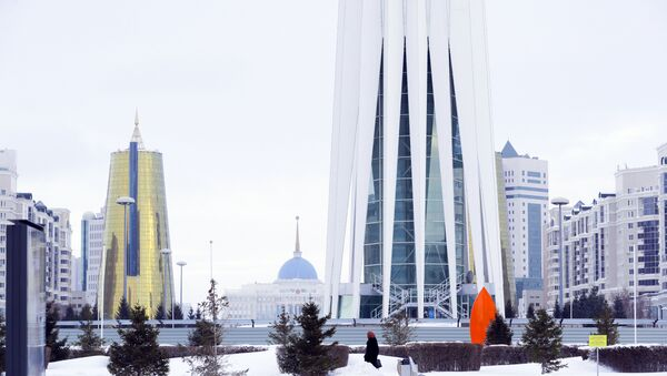 Astana, Kazakhstan - Sputnik Italia