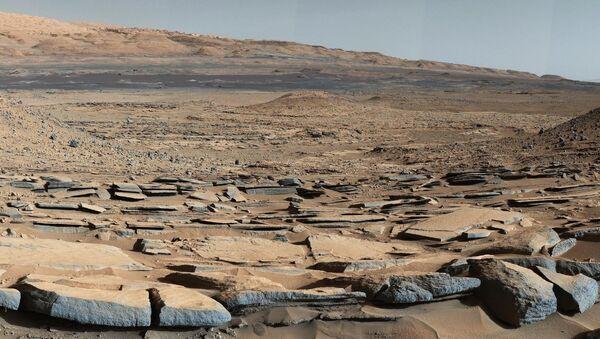 Mars surface - Sputnik Italia