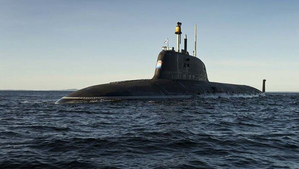 Sottomarino russo del progetto Yasen-M - Sputnik Italia