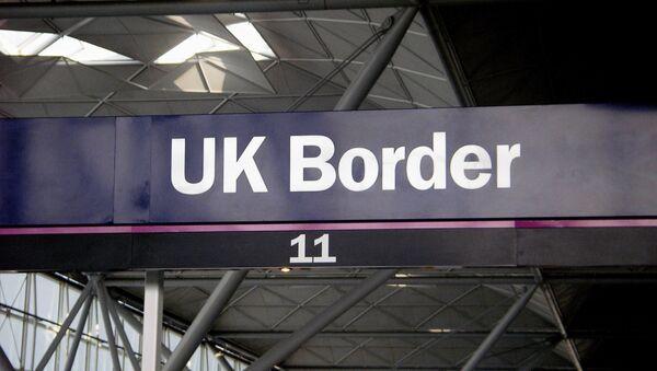 Frontiera Regno Unito - Sputnik Italia