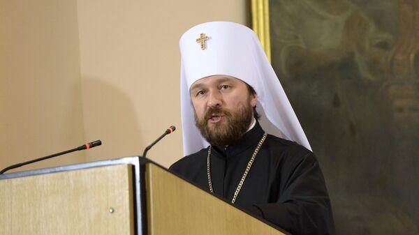 Metropolita della Chiesa Ortodossa Russa Hilarion - Sputnik Italia