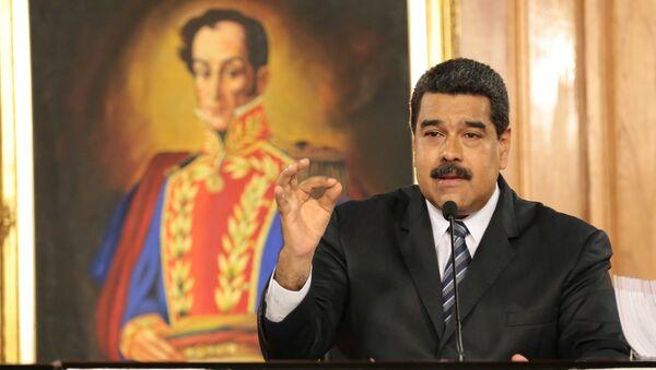 Presidente venezuelano Nicolas Maduro - Sputnik Italia