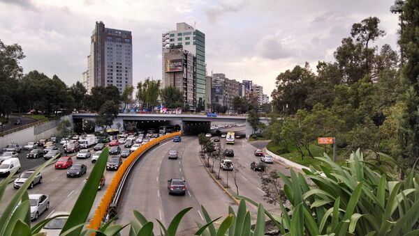 Mexico City - Sputnik Italia