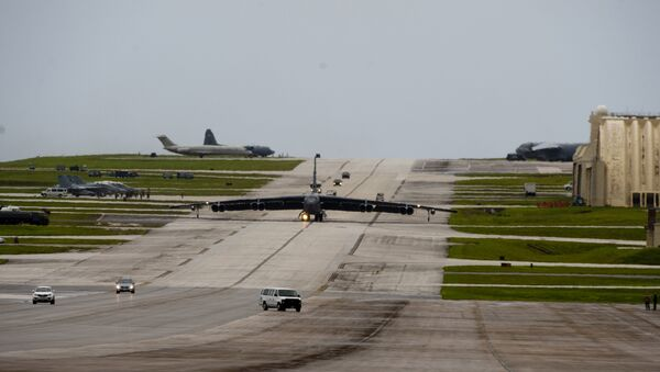 Andersen Air Force Base, Guam - Sputnik Italia
