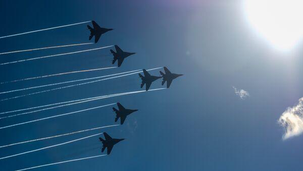 Forze aeree russe - Sputnik Italia