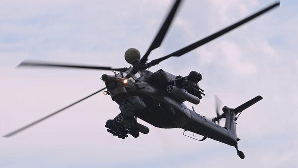 Mi-28NM - Sputnik Italia