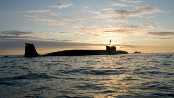 sottomarino del tipo Borey - Sputnik Italia