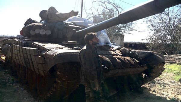 carro T-72 - Sputnik Italia