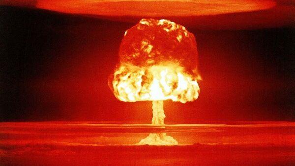 Il fungo atomico - Sputnik Italia