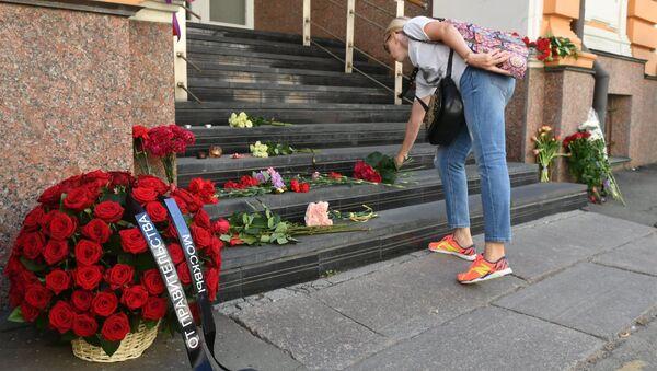 Commemorazione delle vittime dell'attentato a Barcellona - Sputnik Italia