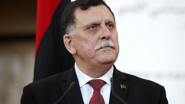 Fayez Sarraj, il Primo ministro libico. - Sputnik Italia