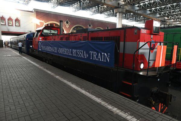 In carrozza per un viaggio nella Russia imperiale - Sputnik Italia