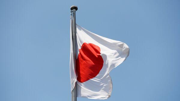 La bandiera giapponese - Sputnik Italia