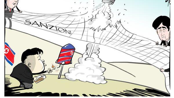 Corea del Nord vs. sanzioni USA - Sputnik Italia