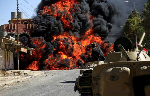 Il battaglio per Tal Afar, Iraq. - Sputnik Italia