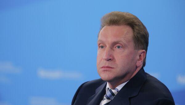 Igor Shuvalov - Sputnik Italia