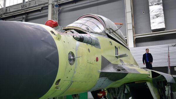 La produzione del MiG-29 - Sputnik Italia