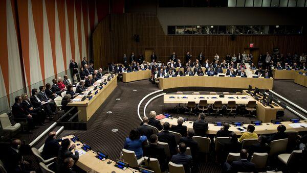 Assemblea Generale delle Nazioni Unite - Sputnik Italia