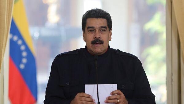 Il presidente venezuelano Nicolas Maduro - Sputnik Italia